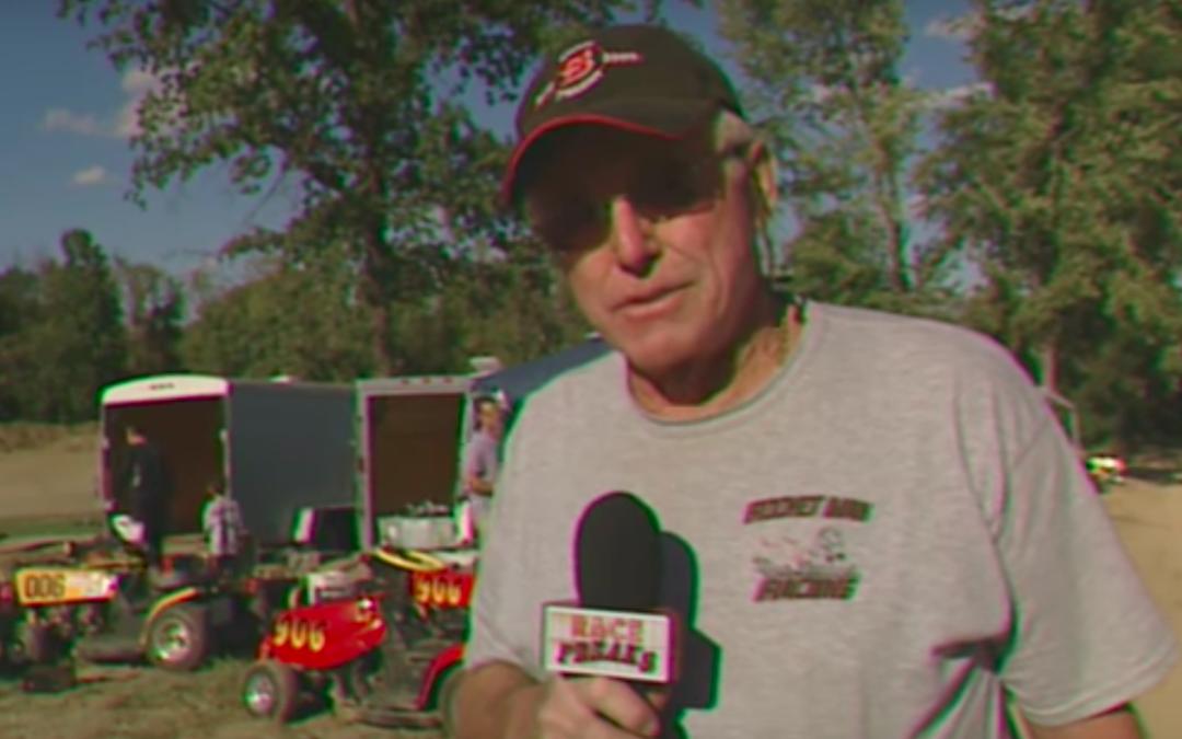 "Video Clippings: Pat ""Rocket Man"" Sullivan Discusses AP Class Racing"