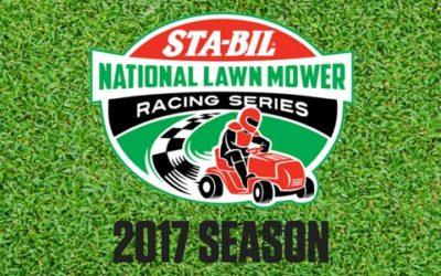 Announcing The 2017 STA-BIL National Lawn Mower Racing Series