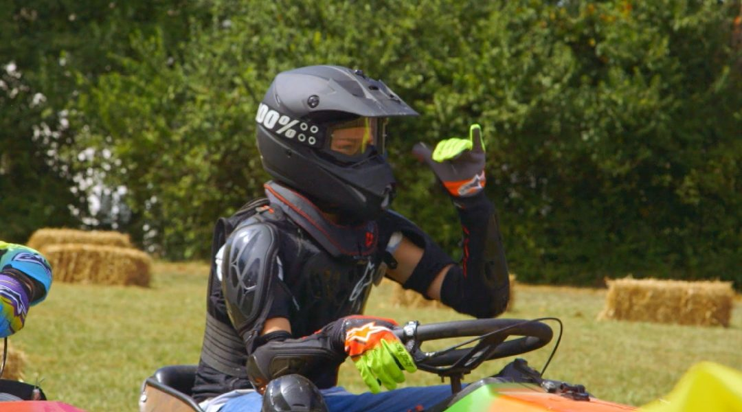 USLMRA Lawn Mower Racing Airing On Nickelodeon   Sunday, January 29th at 8:30pm EST