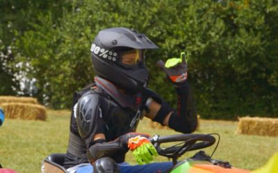USLMRA Lawn Mower Racing Airing On Nickelodeon | Sunday, January 29th at 8:30pm EST