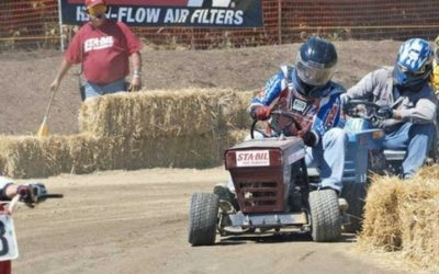 2017 Upper Midwest Regional Lawn Mower Racing Series