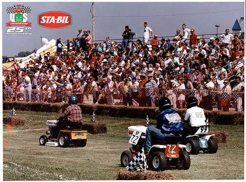 Race Crowd