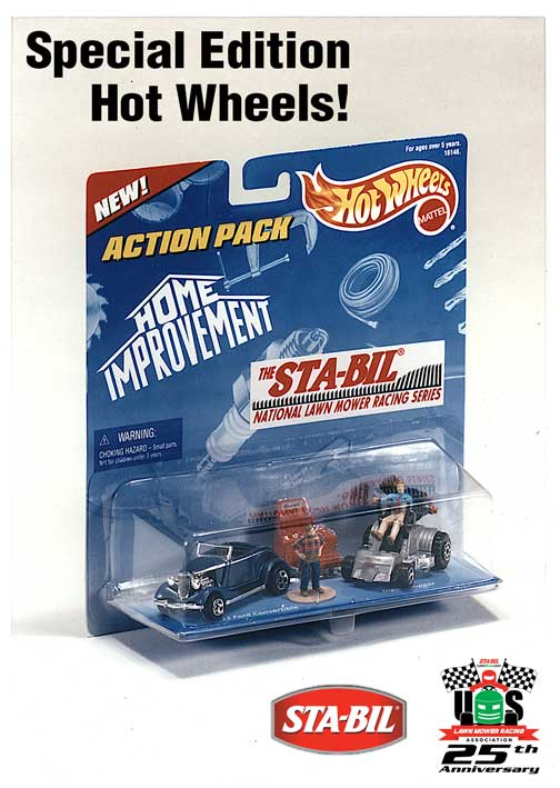 Home Improvement Hot Wheels Figurines