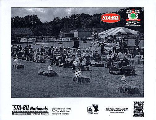STA-BIL 1995 Nationals