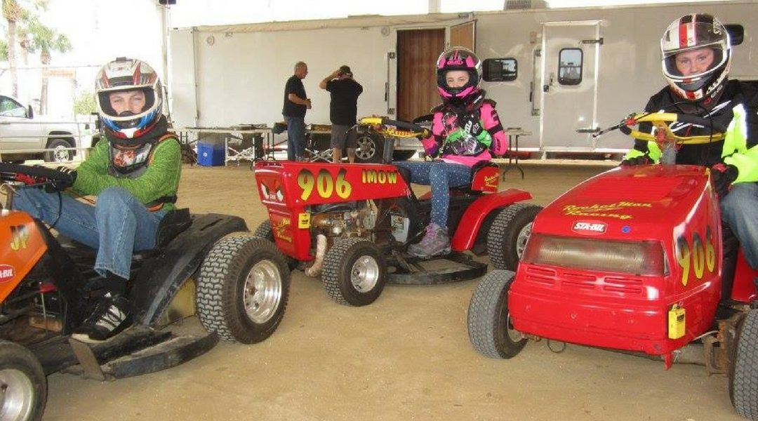 2018 STA-BIL Lawn Mower Racing Series Kicks Off at Florida State Fair