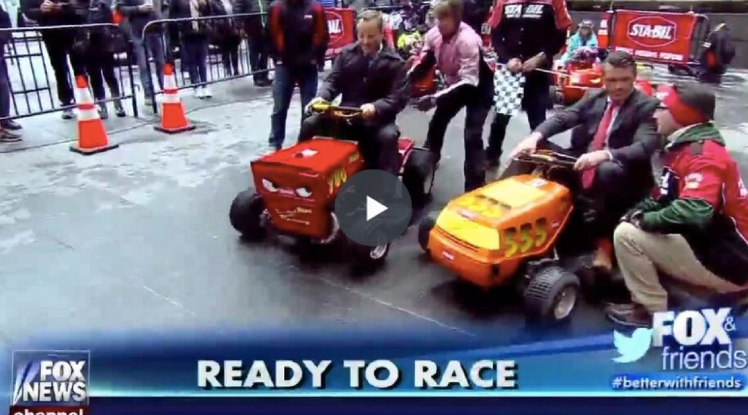 USLMRA Joins Fox & Friends for April Fuel's