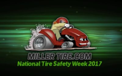 Miller Tire Committed to Tire Safety and Keeping Racers Safe