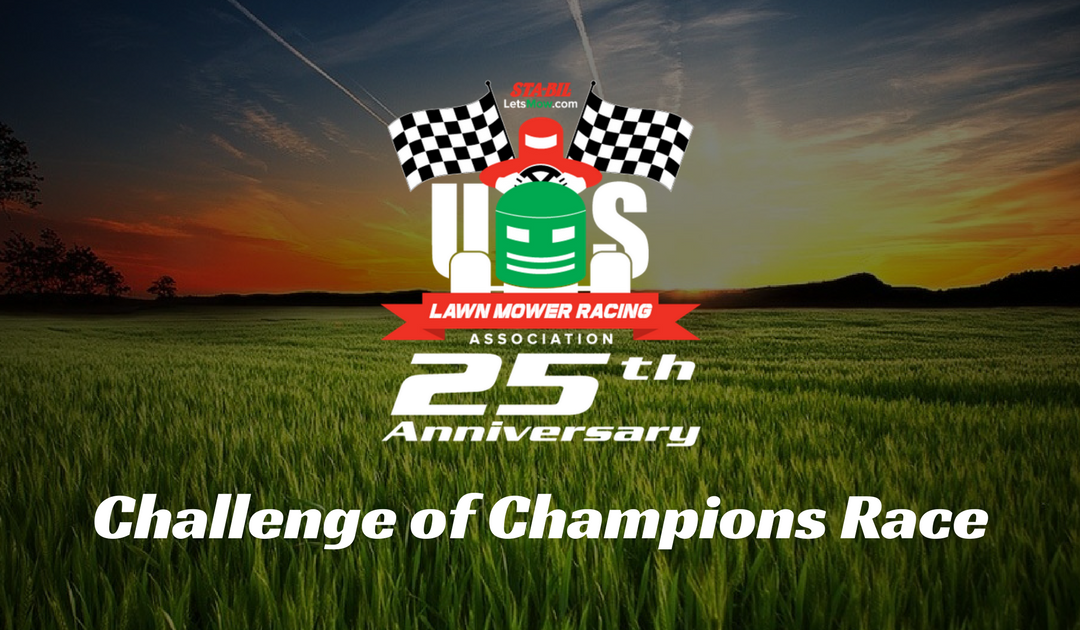 25th Anniversary Challenge of Champions Race!