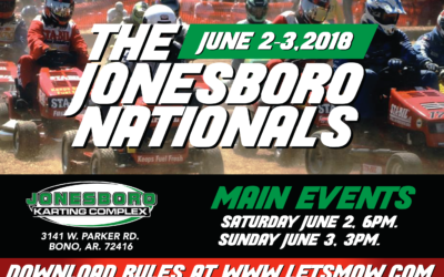 STA-BIL Series Returns to Jonesboro, AR June 2-3