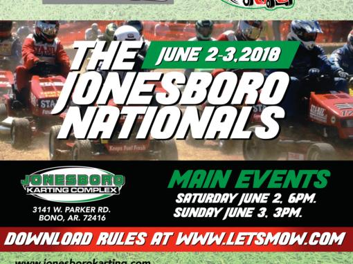 STA-BIL Series Returns to Jonesboro, AR, June 2-3